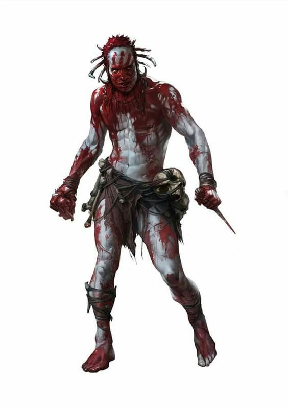 Nax, Blooddrenched