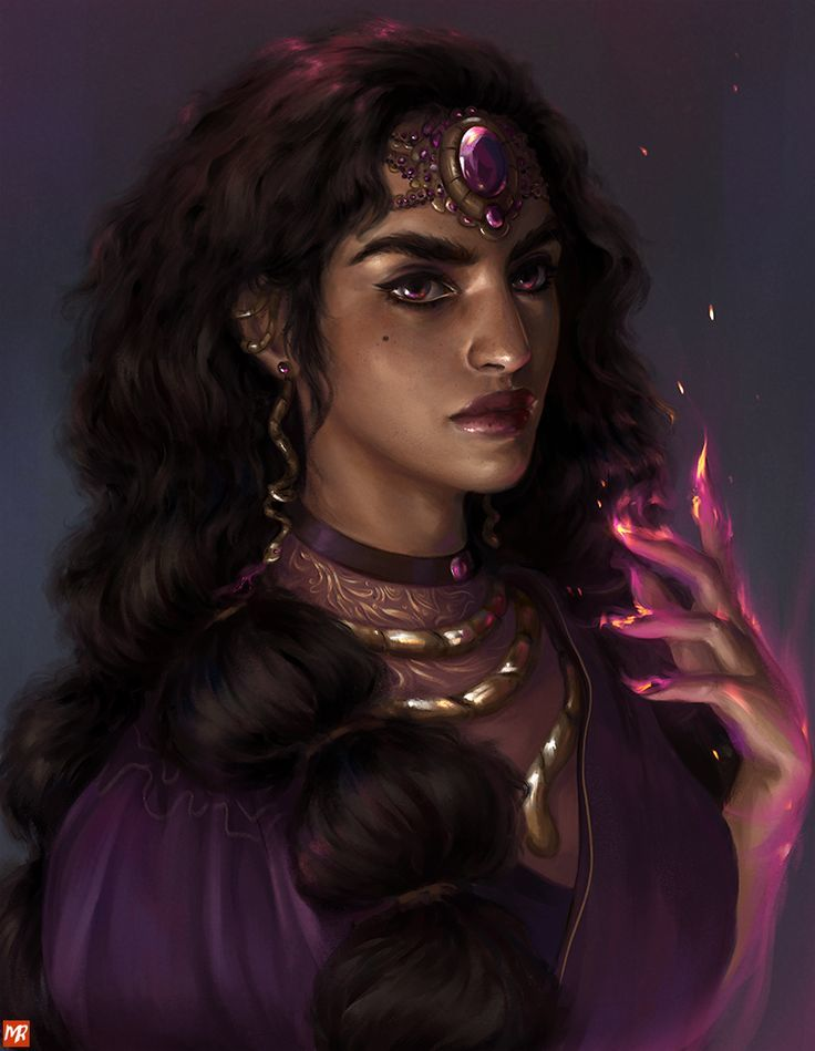 Tara, the black princess