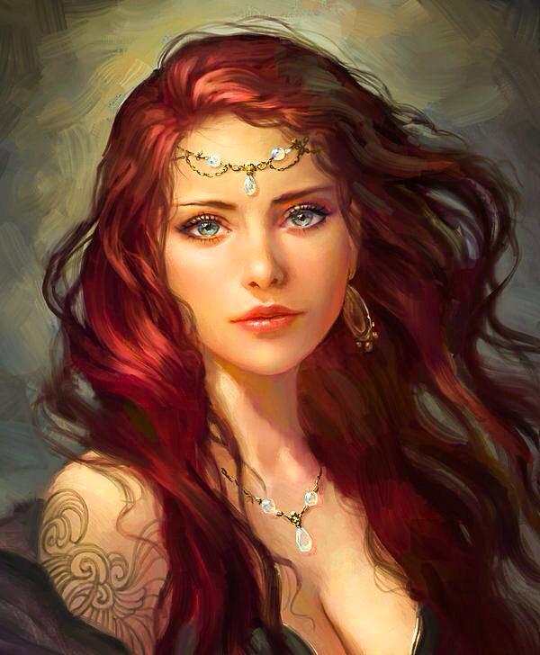 Countess Elsa Ambercrown