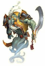Big Al: Genie - House Grimaldi Protector