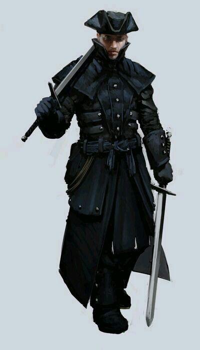Witch-Hunter Douglas