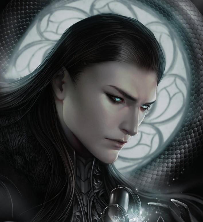 Prince Callum Cadhriel