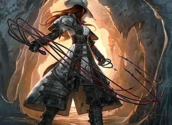 Scarlet, Widowmaker