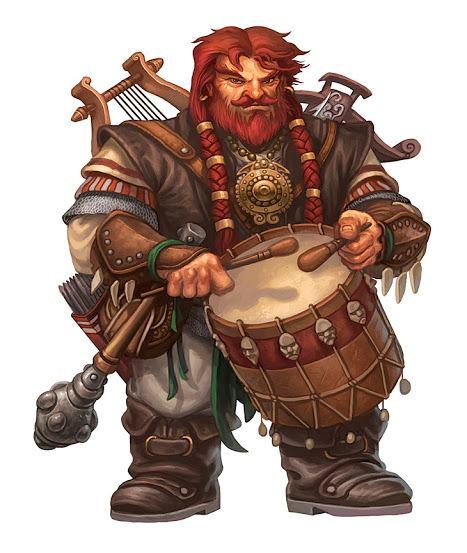 Angus Redbeard