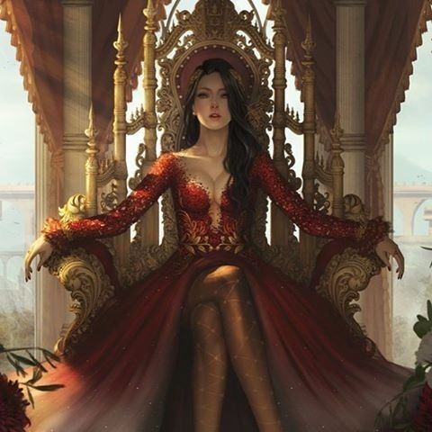 Königin Natala Surtova