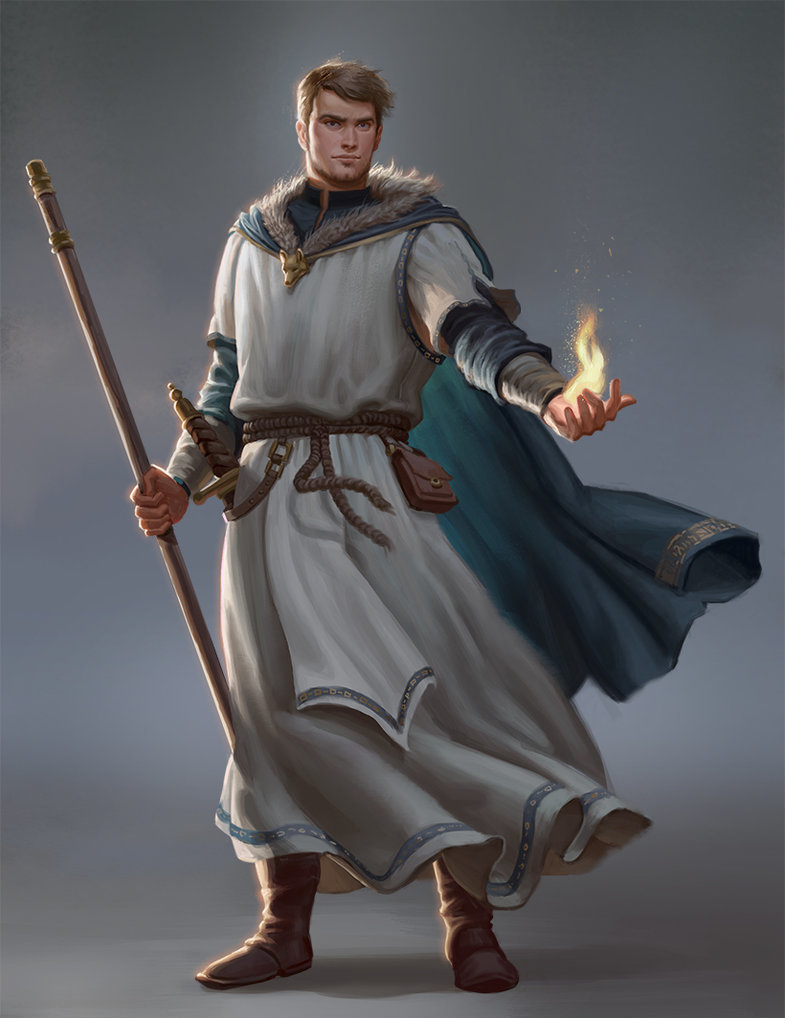 First Acolyte Maerick