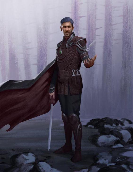 Arvus Elfbane
