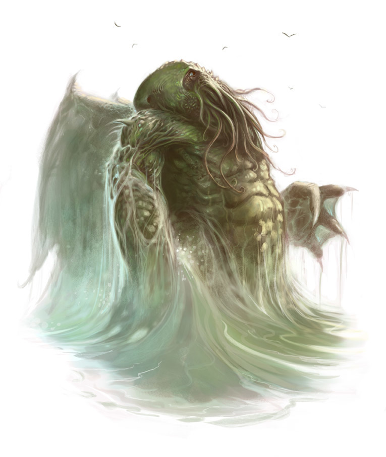 Star-Spawn of Cthulhu