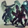 The Infernal Three