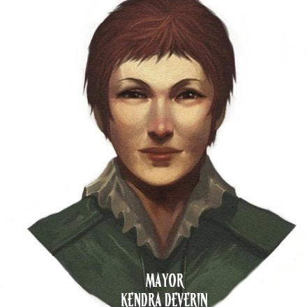 Mayor Kendra Deverin