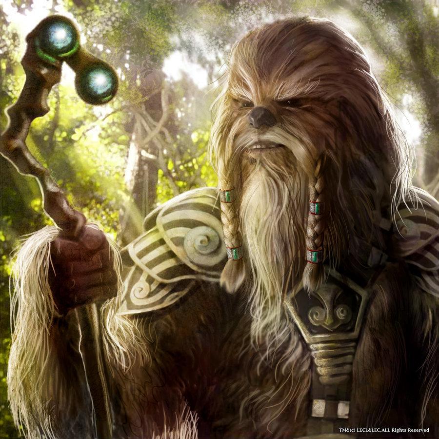 Wookiee Shaman