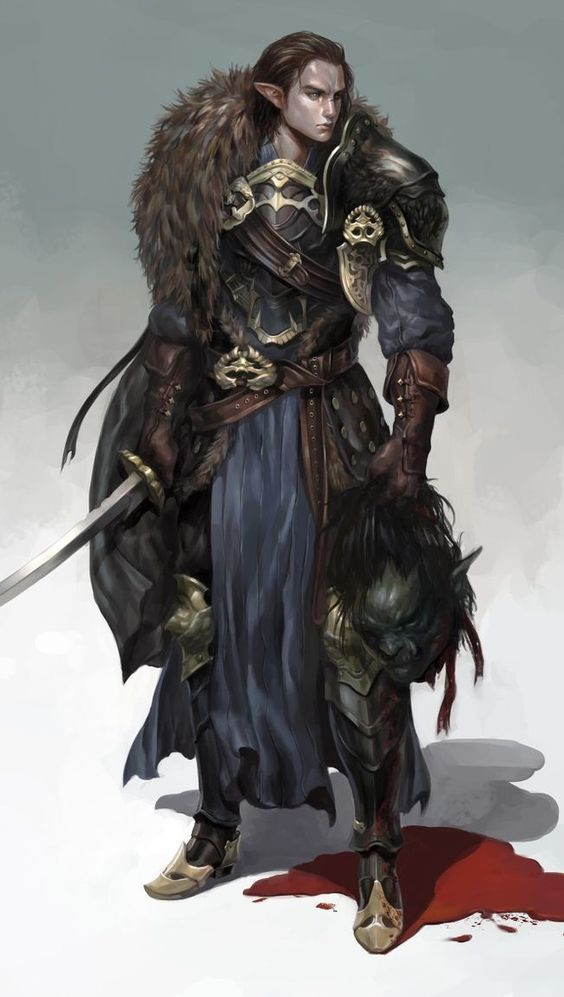 Orc Taker