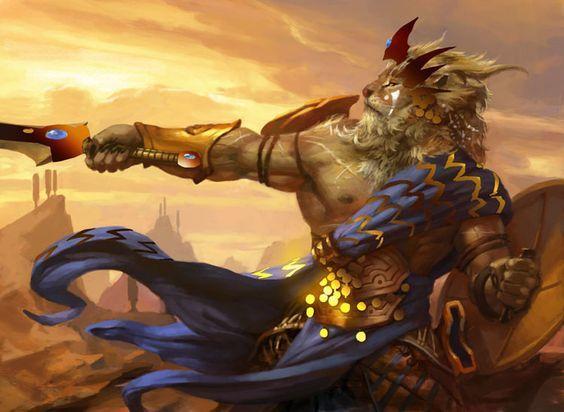 Brimaz, King of Tabax