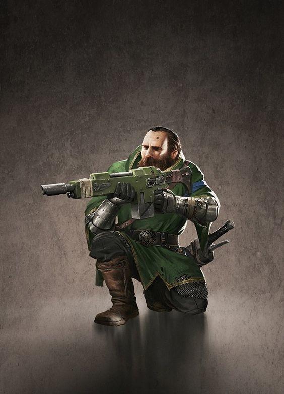 Sergeant Boris Bokorov