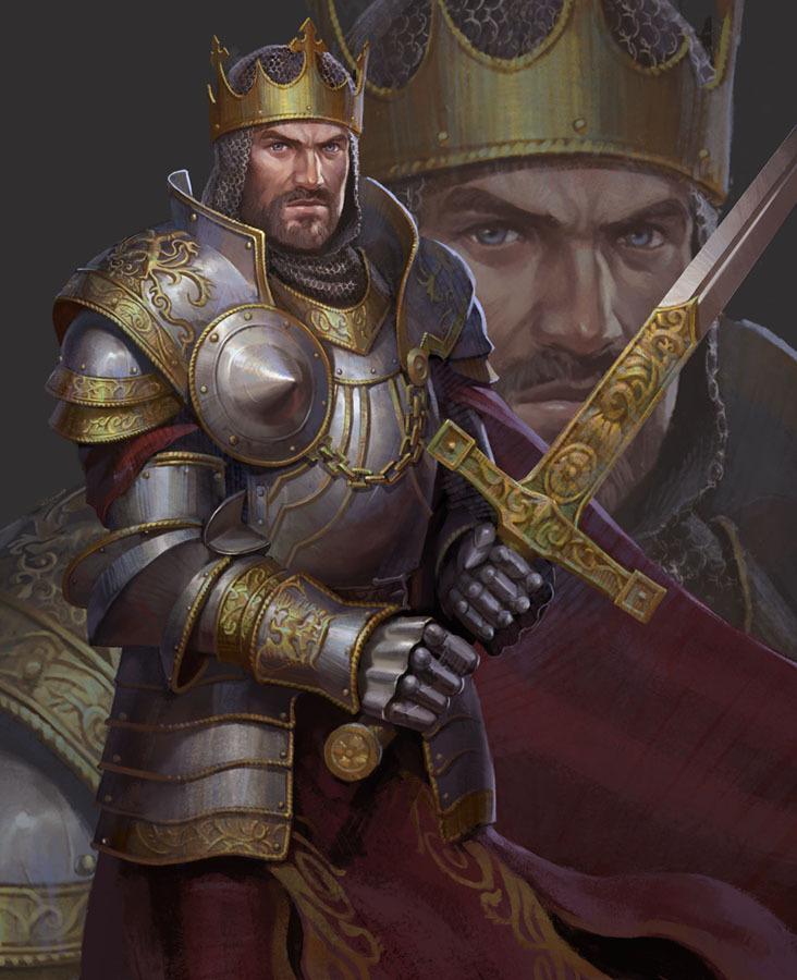 King Rahen Raiwyth