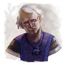 High Priest Larrik Tesarn