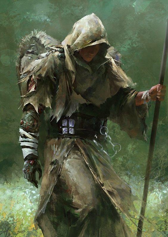 Kyrad, the Wanderer