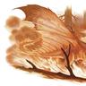 Gildenfire, Wyrm of Golden Hue (Tall Trees, High Forest)
