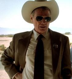 Sheriff Wilson Garnet