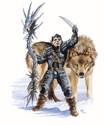 "Devrem ""D"" Wolfborne"