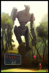 Giant Robot Monster
