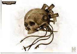 Bob the Servo-Skull