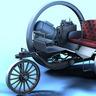 Steam Trike