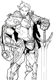 Commander Alaric Dundarion