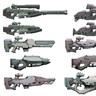 Ranged - Blast Rifle