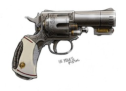 "Deadwood Special ""Ulysses"" Revolver"