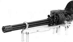 "Deadwood Special ""Metal Storm"" Light Support Machine Gun"