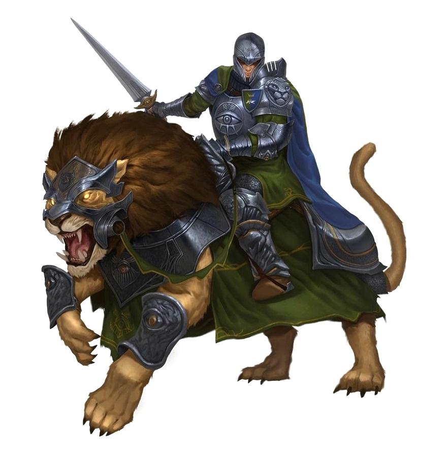 Warcat Companion/Mount | ConCon | Obsidian Portal