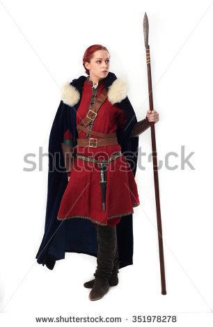 Cassi Winterlands aka Lucinia of House Neenda, Queen of Neaserhan