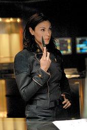 """Lt. Colonel Carla """"Razor"""" Chestine"""