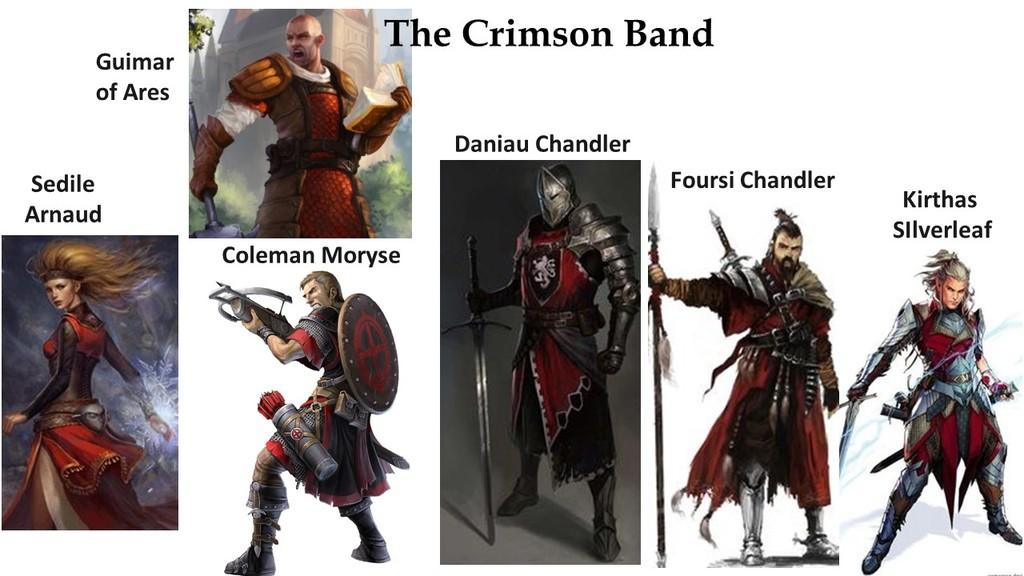 The Crimson Band
