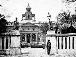 Place- The Catholic Orphan Asylum