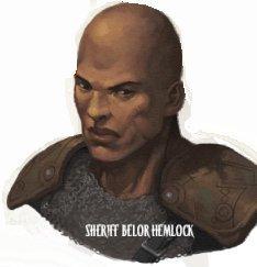 Sherrif Belor Hemlock