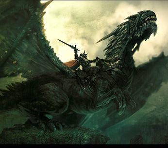 Dark Lady of Dragons