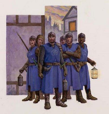 The Nightstone Guard