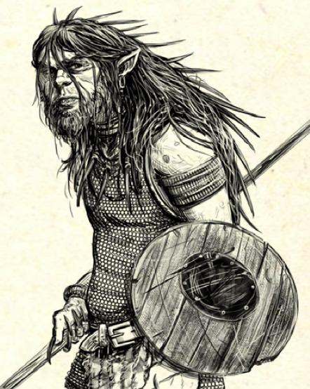 Ornfisk the Trollkin Darakhul