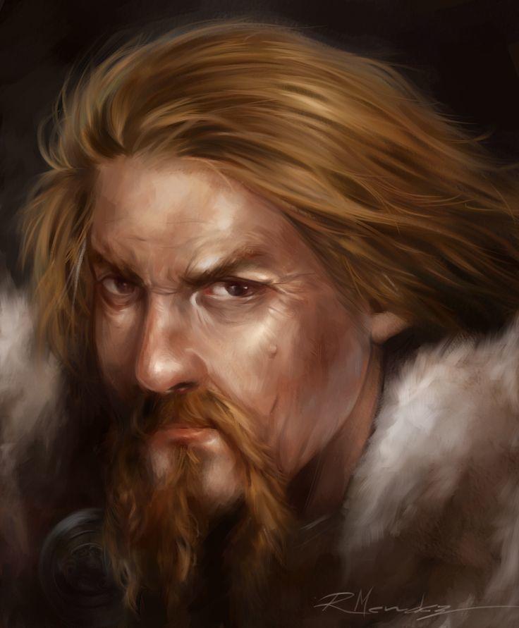 Hrolf Iron-nose