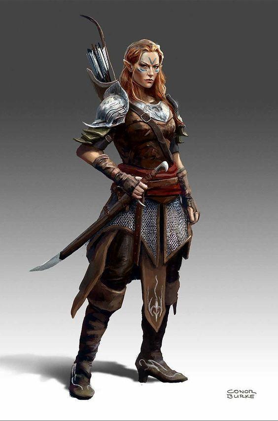 Ynea the Lieutenant