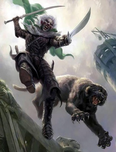 Osborn the Shadowstrider