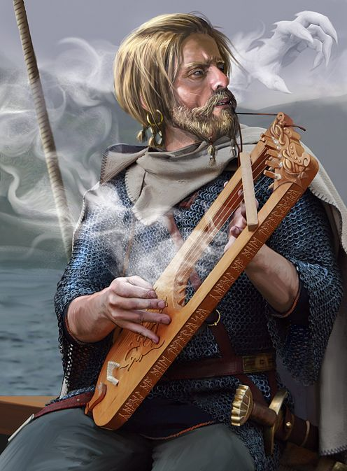 Zeb the Bard