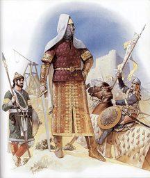 The Tri-Khan of Chiaroscuro