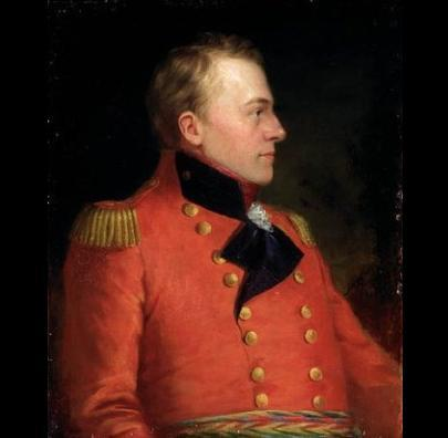 Captain Isaac Brock