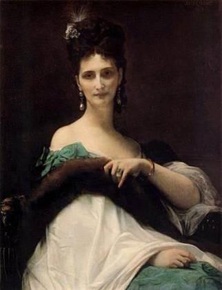 Comtesse Tatiana Andrassy