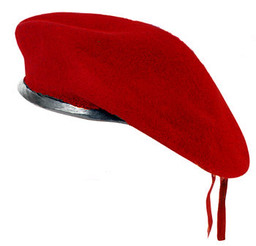 The Scarlet Cap of Courage