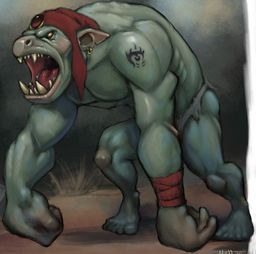 Bakemono Brute