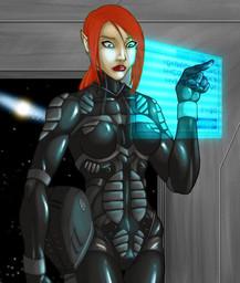 Commander A'Liyah Kaelestis